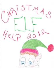 Christmas Elf Help 2012 cover image
