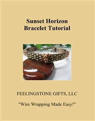 Sunset Horizon Bracelet Tutorial cover image