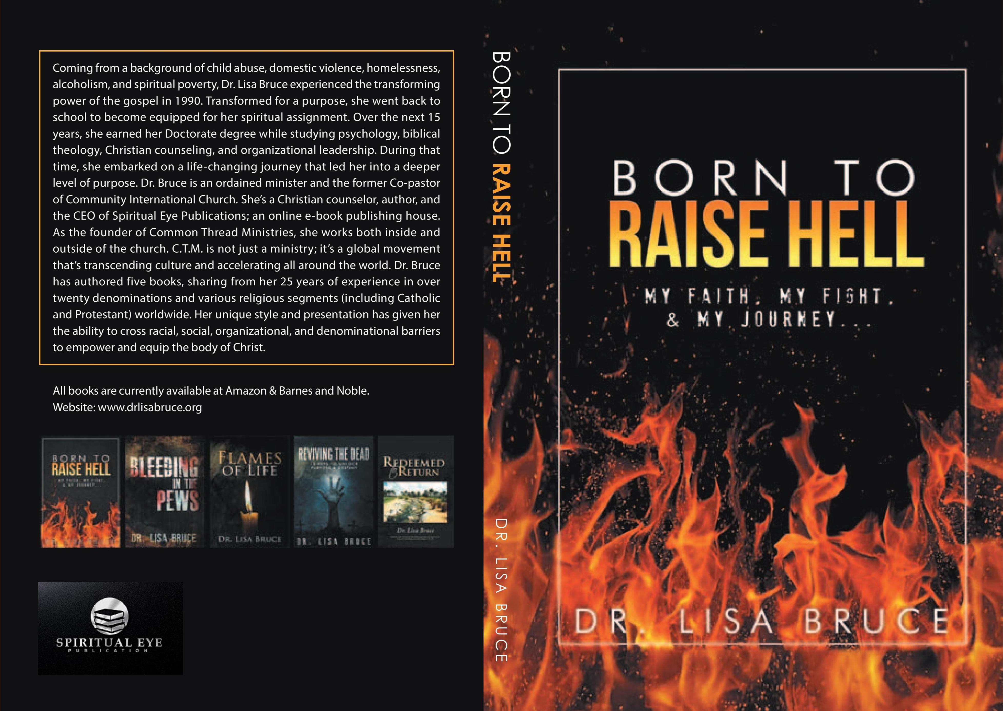 Born To Raise Hell cover image