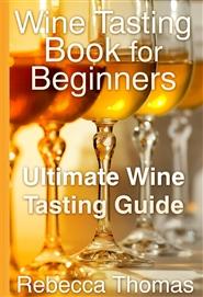 Wine Tasting Book for Beginners cover image