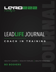 LEADLife Journal 2020 cover image