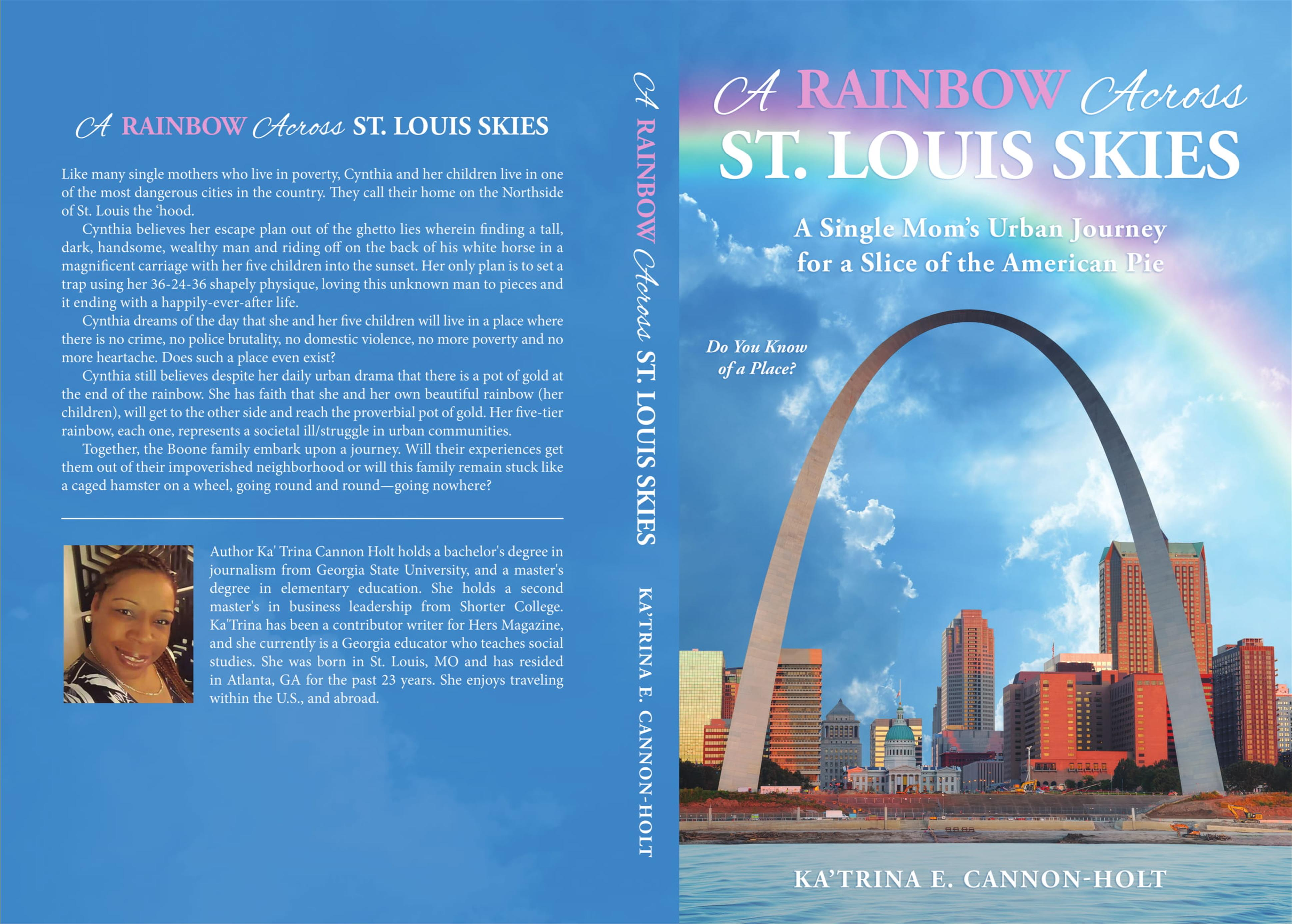 A Rainbow Across St. Louis Skies cover image