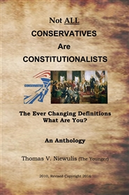 Not ALL Conservatives Are Constitutionalists cover image