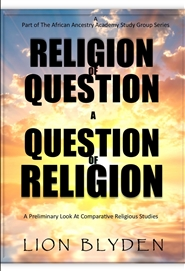 A Religion of Question A Question of Religion cover image