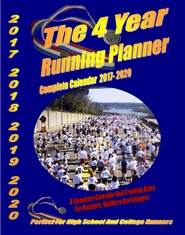 The 4 Year Running Planner cover image