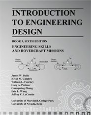 Introduction to Engineering Design - Book 9, 6th Edition cover image