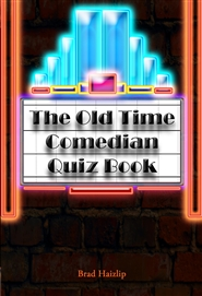 The Old Time Comedian Quiz Book cover image