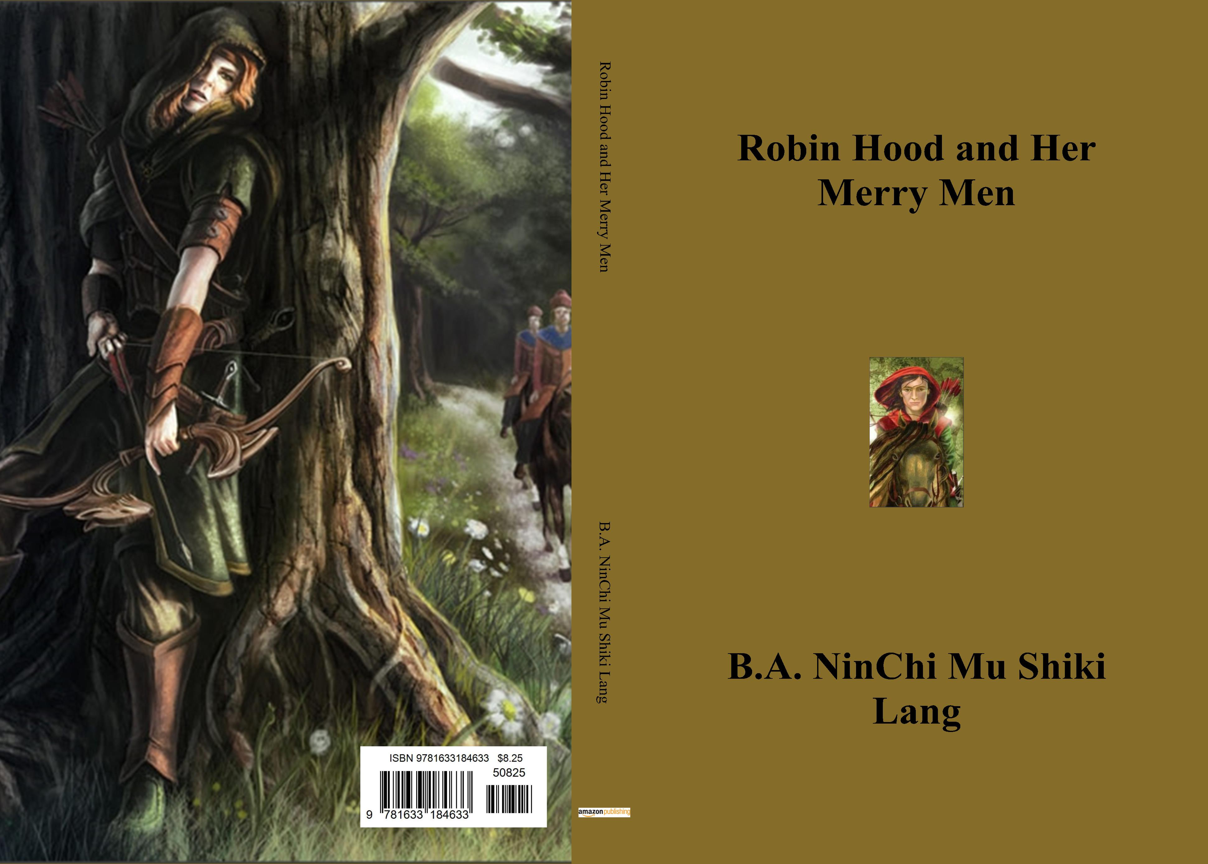 Robin Hood and Her Merry Men cover image