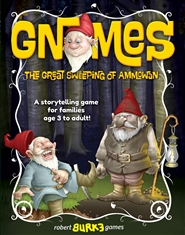 Gnomes: The Great Sweeping Of Ammowan cover image