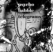 psycho babble telegrams cover image