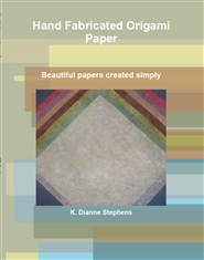 Hand Fabricated Origami Paper cover image