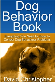 Dog Behavior Book cover image