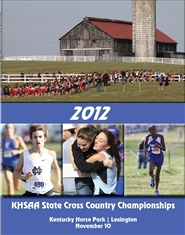 2012 KHSAA Cross Country State Championships cover image