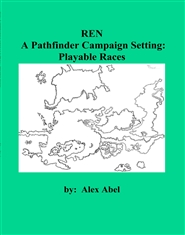 REN A Pathfinder Campaign Setting: Playable Races cover image