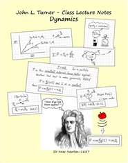 John Turner Lecture Notes-Dynamics I cover image