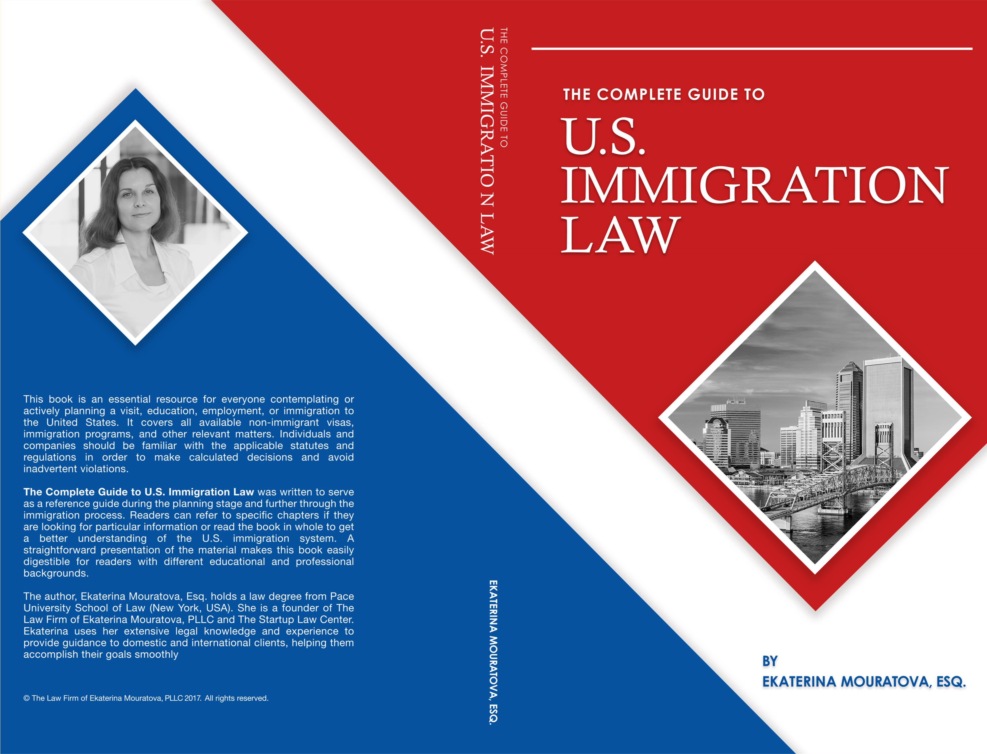 The Complete Guide to U.S. Immigration Law cover image