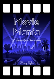 Movie Mania - A Journal for Film Lovers cover image