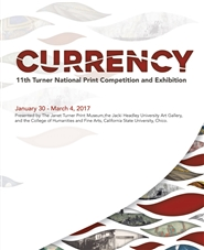 Currency: 11th Turner National Print Competition and Exhibition cover image