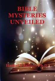 BIBLE MYSTERIES UNVEILED cover image