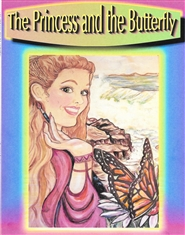 The Princess and the Butterfly cover image