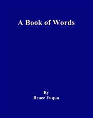A Book of Words cover image