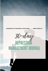 30-Day Depression Management Journal cover image