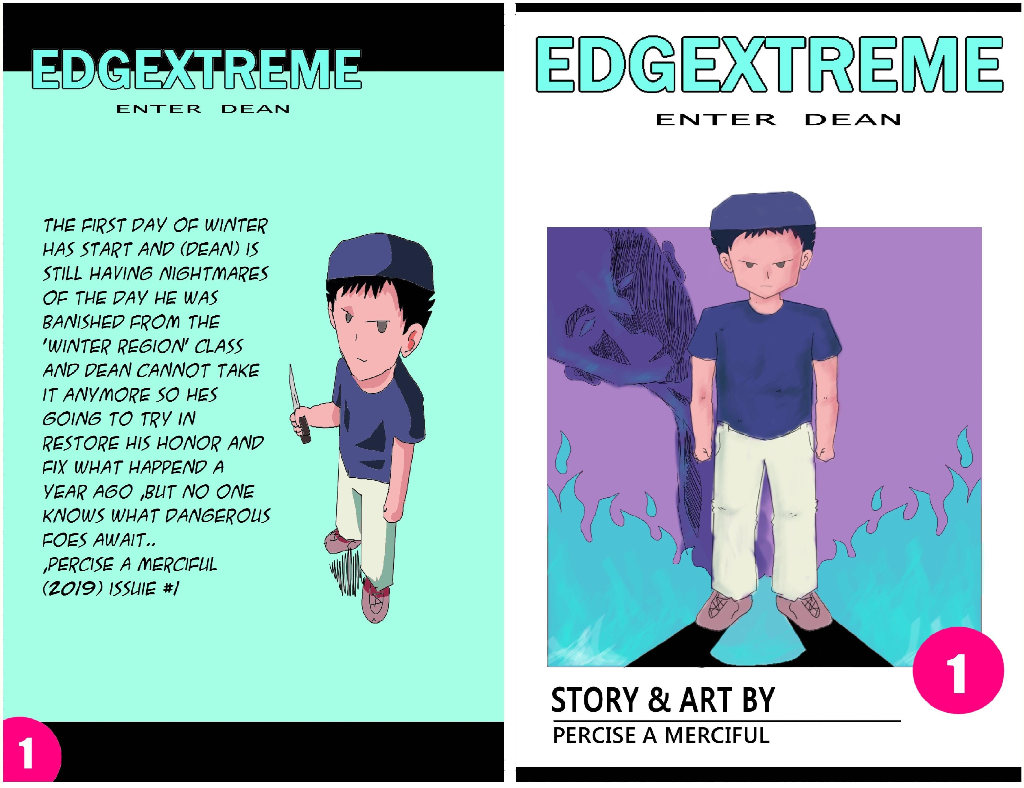 EDGEXTREME (enter dean) cover image