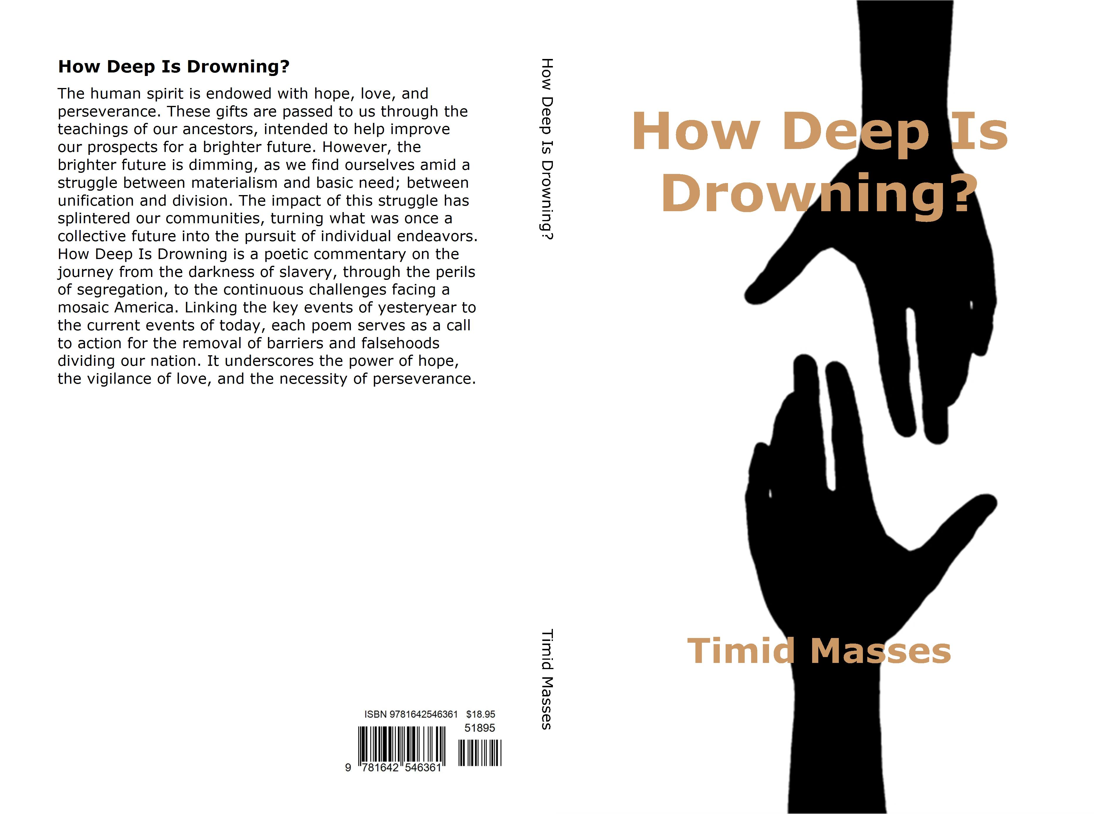 How Deep Is Drowning? cover image