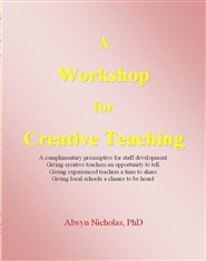 A Workshop for Creative Teaching cover image