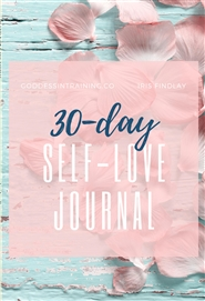 30-Day Self-Love Journal cover image