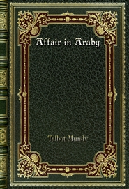 Affair in Araby cover image