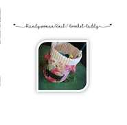 Handywoman Knit / Crochet Caddy cover image