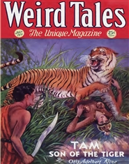 Weird Tales 1931 June cover image