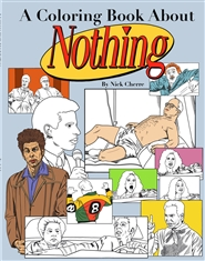 A Coloring Book About Nothing cover image