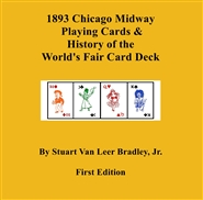 1893 Chicago Midway Playing Cards cover image