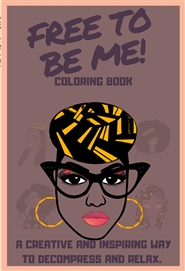 Mindfulness Coloring for Black Girls (wrap) cover image