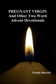 PREGNANT VIRGIN And Other Two Word Advent Devotionals cover image