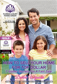 6x9_How to Sell Your Home for Top Dollar 7 Insider Secrets for a Fast Sale_08102018 cover image