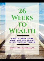 26 Weeks to Wealth cover image