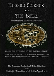 Modern Science and the Bible: Their Positive and Direct Antagonism cover image