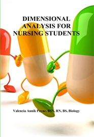 DIMENSIONAL ANALYSIS FOR NURSING STUDENTS cover image