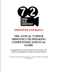 The 72 Hour Shootout Filmmaking Competition Survival Guide cover image