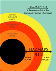 Hazmaps 911: A Reference Guide For Common Hazmat Chemicals cover image