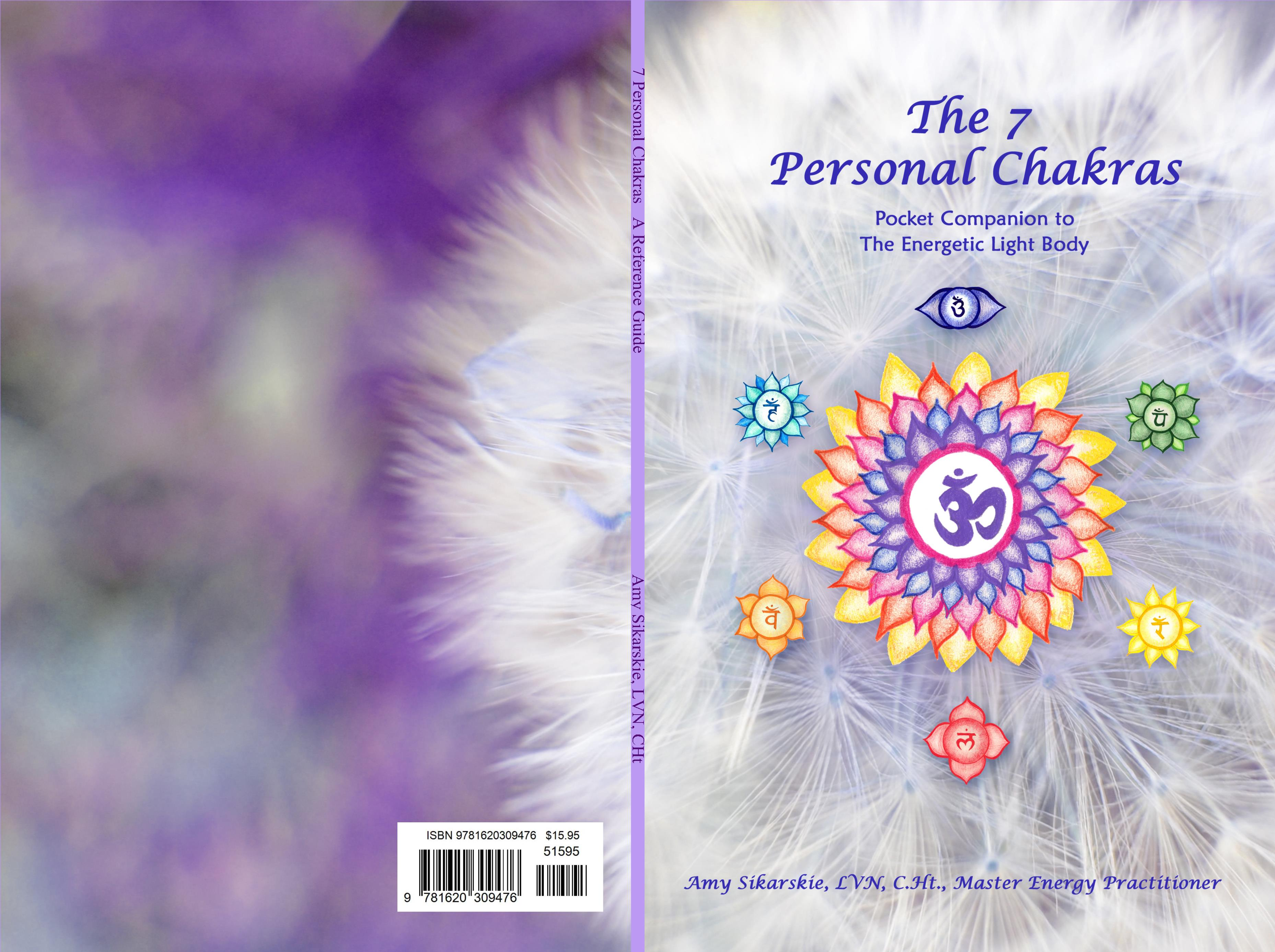7 Personal Chakras A Reference Guide cover image