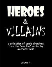 heroes&villains cover image