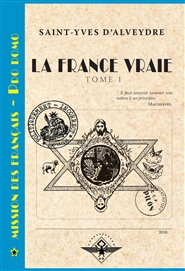 La France vraie Tome 1 cover image