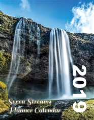 Seven Streams Planner Calendar 2019 cover image