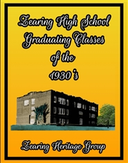 Zearing High School 1930