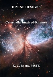 DIVINE DESIGNS Celestially Inspired Rhymes cover image