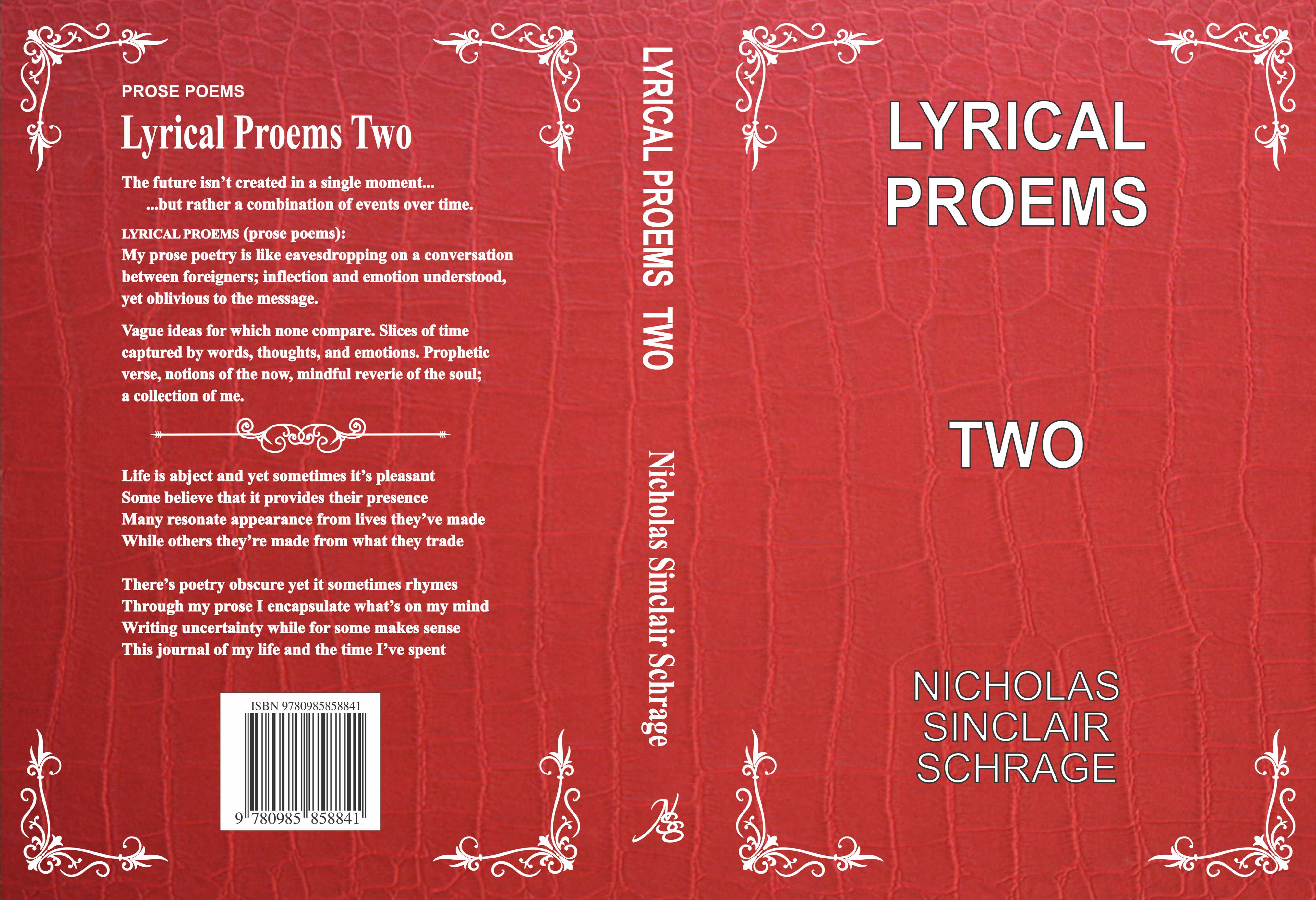 Lyrical Proems Two cover image